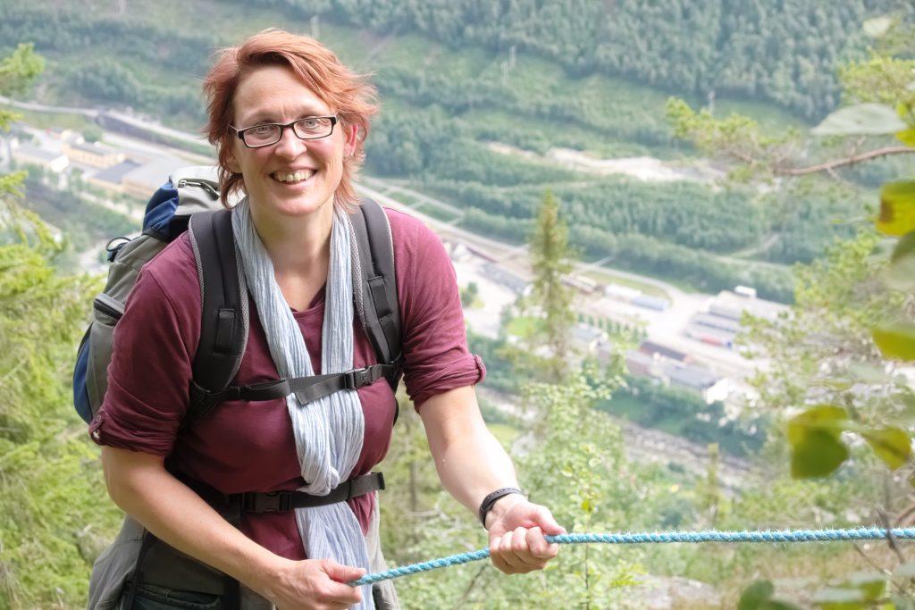 Achtsame Wanderung Sabine Teuchert Ziele achtsam erreichen