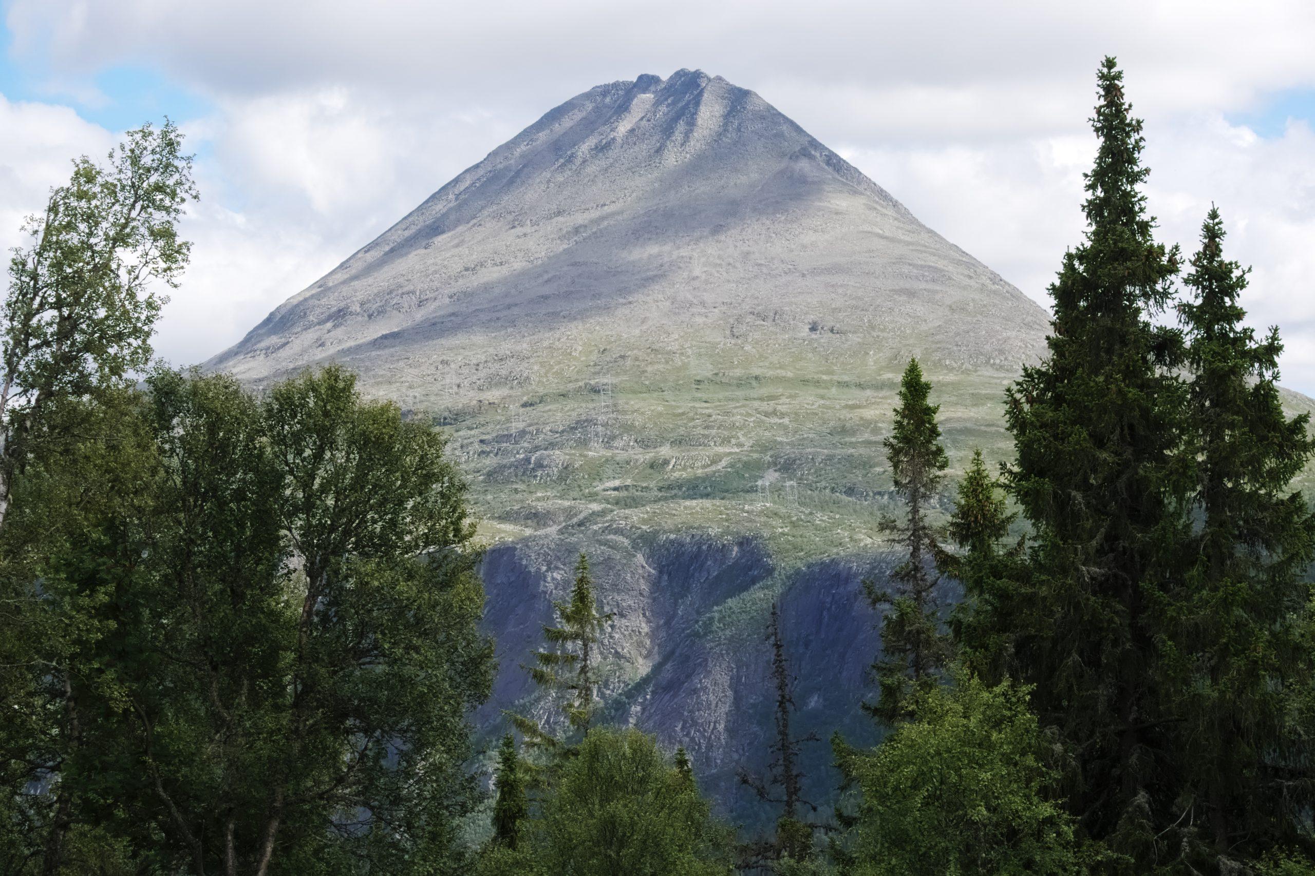 Ein Urlaub in den Bergen